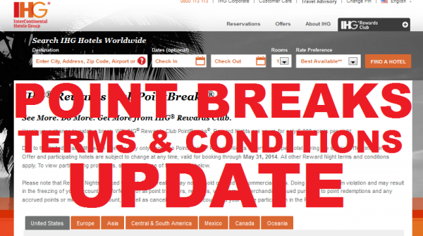 Ihg rewards club point breaks terms and conditions change png