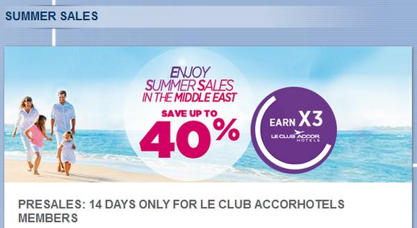 Club Accor Hotels