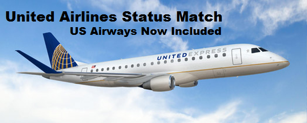 airline status match challenge information