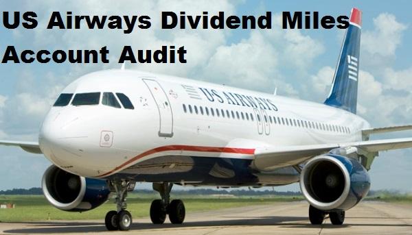 Us airways dividend miles deals